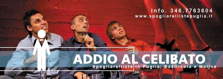 Addio al Celibato - Spogliarellista Avellino - info. 346.77.63.604