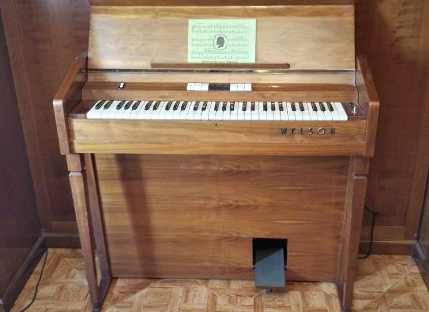 Organo elettrico Welson anni 70
