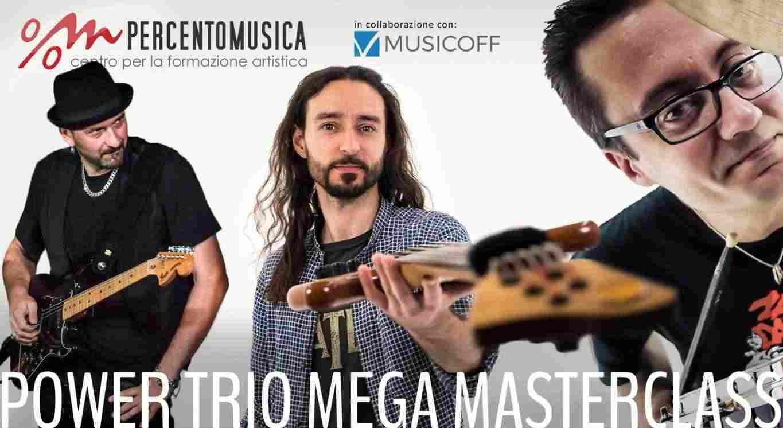POWER TRIO MEGA MASTERCLASS