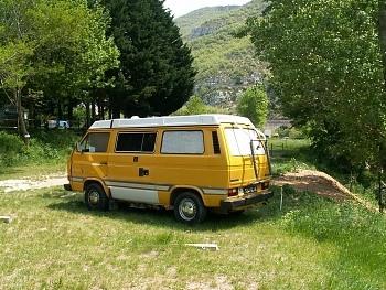Volkswagen Transporter WESTFALIA 1.6 D 1982