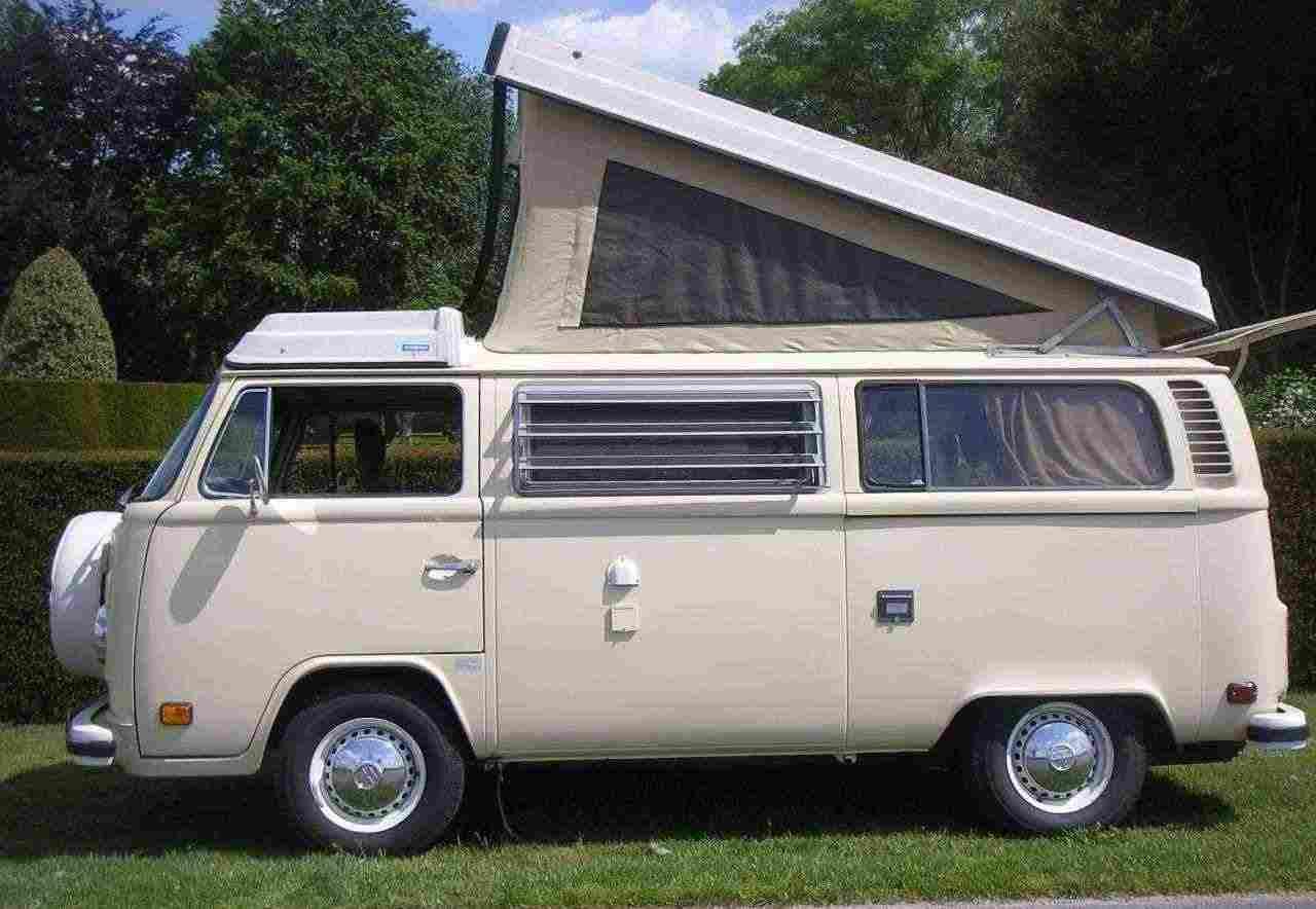 Volkswagen T2 WEstfalia 1978
