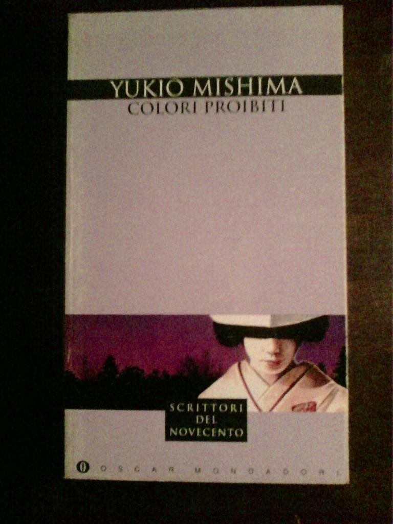 Yukio Mishima - Colori proibiti