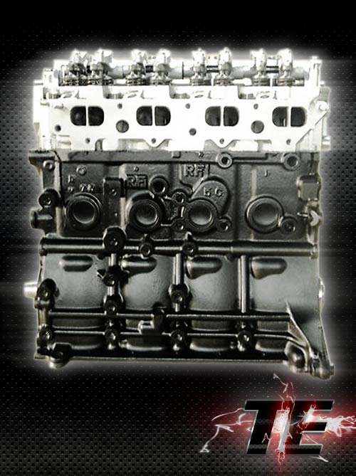Motore rigenerato Mazda 2.0 RF