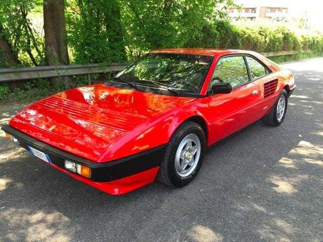 Ferrari Mondial TETTO APRIBILE!!