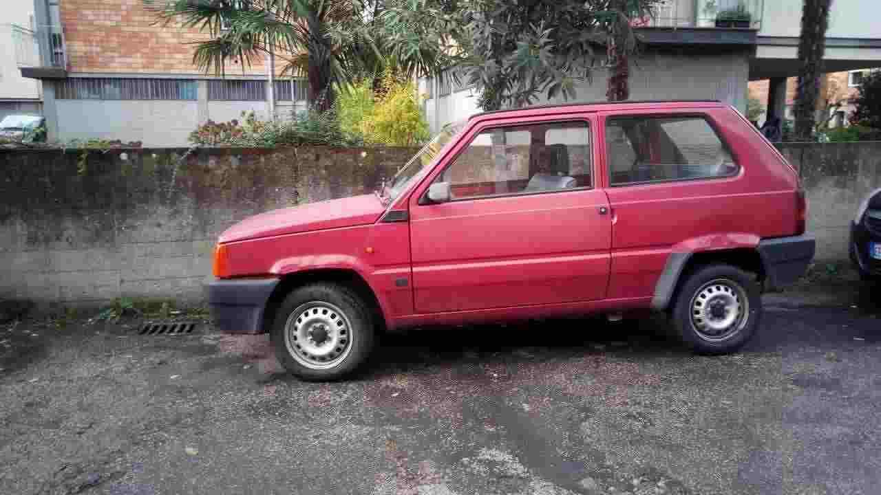 fiat panda 900 anno 1998