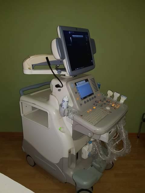 ecografo  GE Logiq 7 LCD