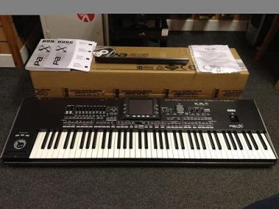 Korg Pa4X 76 Professional Arranger (76-Key)   Whatsapp chat: +918447978582