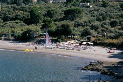 Villetta al mare in villaggio