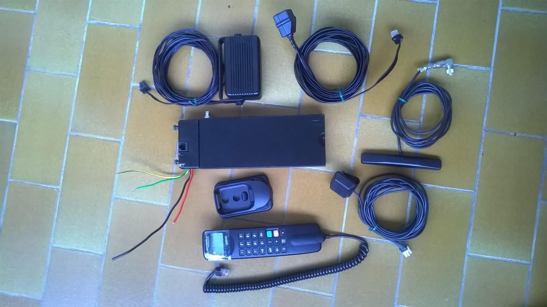 Telefono veicolare Motorola 2200 International gsm