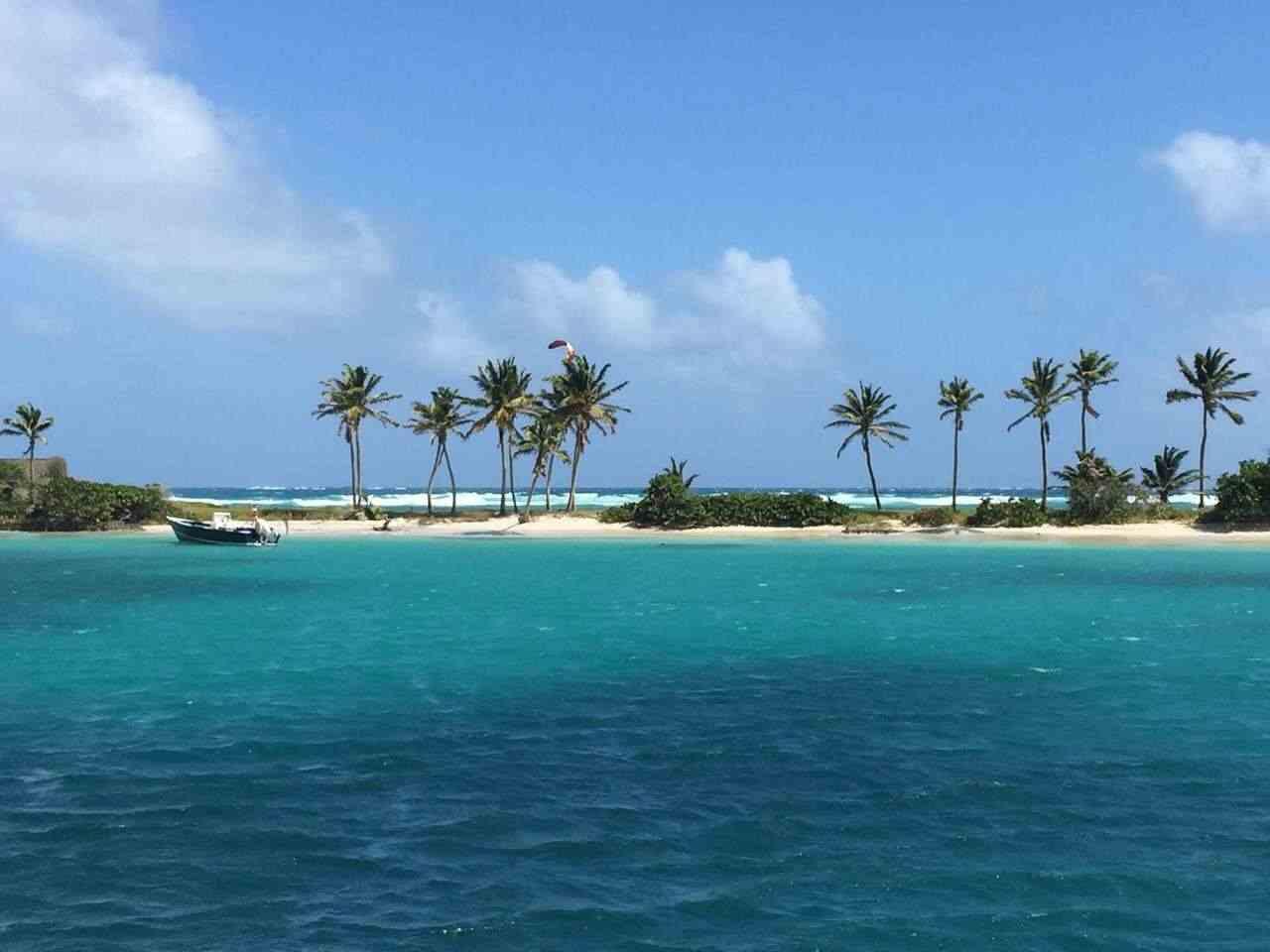 Catamarano Caraibi isole Grenadine