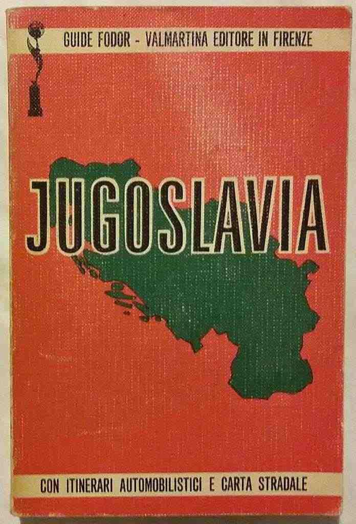Jugoslavia.Storia, Vita, Folclore e tutte le informazioni utili al turista Ed.Valmartina 1976 ottimo