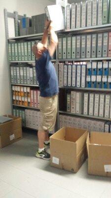 smaltimento archivi dati sensibili certificati