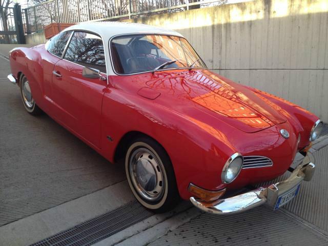 Volkswagen Karmann Ghia   1970