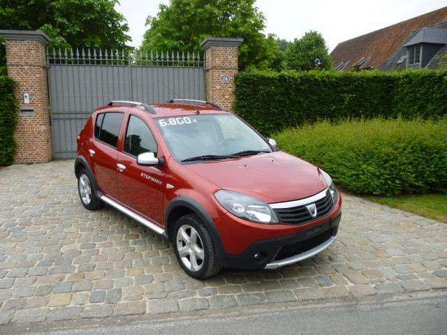 Dacia Sandero 1.5 dCi Stepway FAP