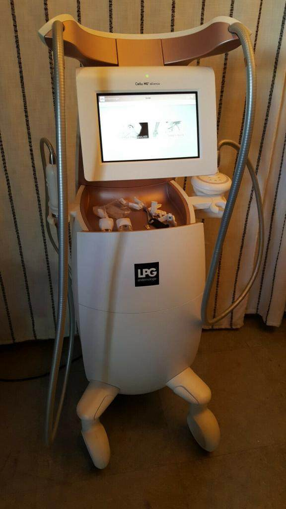 Macchina Endermologie LPG Cellu M6 Alliance S