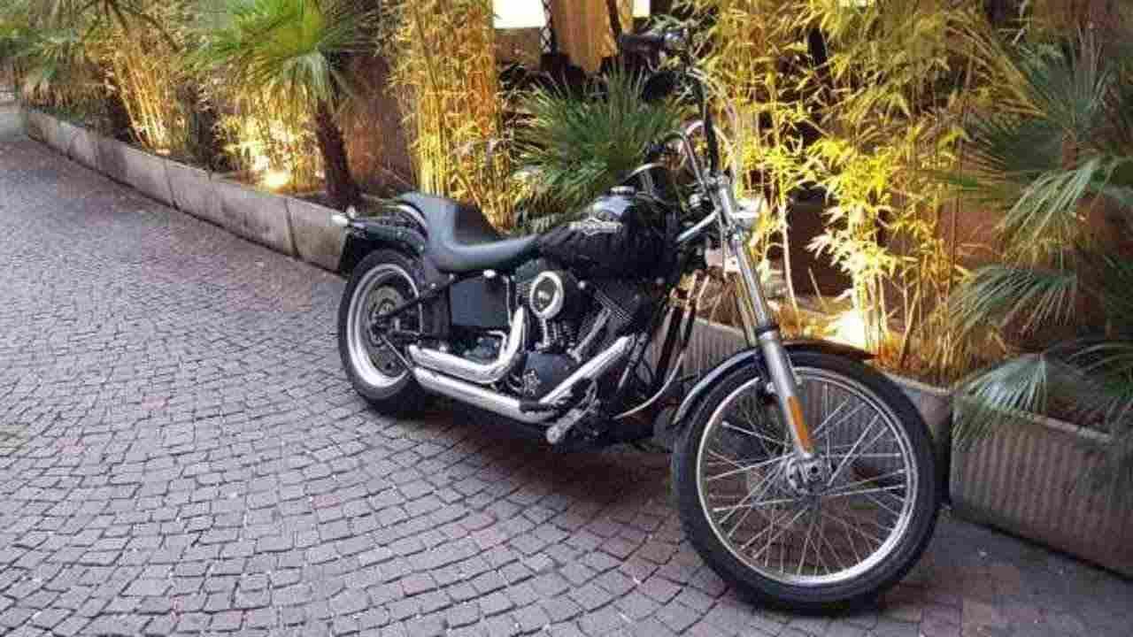 vendo Harley-Davidson Night Train