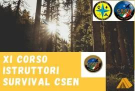 istruttori Survival IN umbria (xi° CORSO)