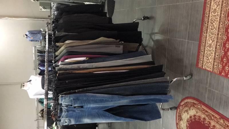 stock firmato abbigliamento uomo