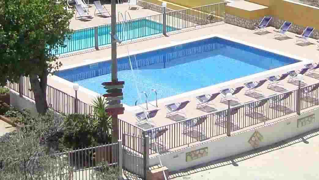 Agriturismo con piscine