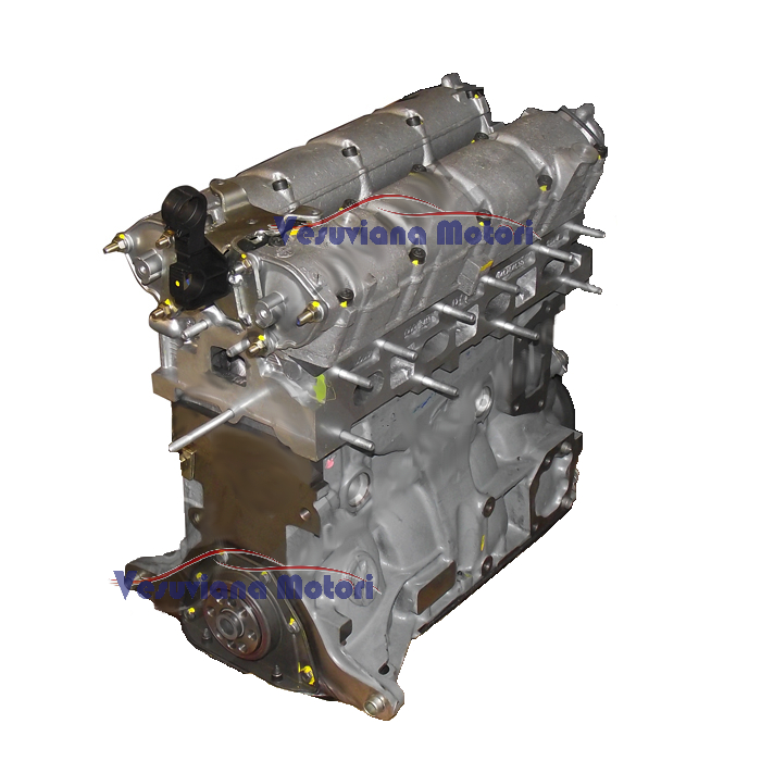 Motore Rigenerato Fiat Lancia 1.6 16v bipower