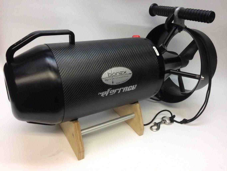 Bonex Motore chiuso batteria nuova