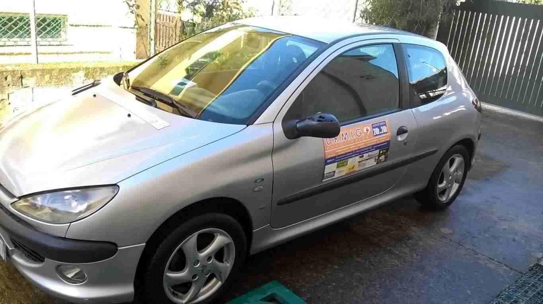 Peugeot 206 hdi ecodiesel xs Turbo