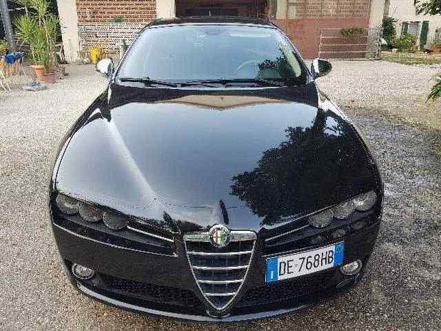 Alfa Romeo 159 1.9 JTDm 16V Sportwagon Distinctive Q-Tr