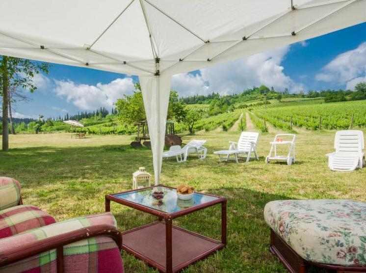 Casale per festa privata vicino a Firenze
