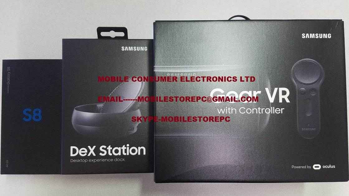 Nuovo iPhone X |8plus |Galaxy S8 S8Plus|Note8  e GearVR gratuito