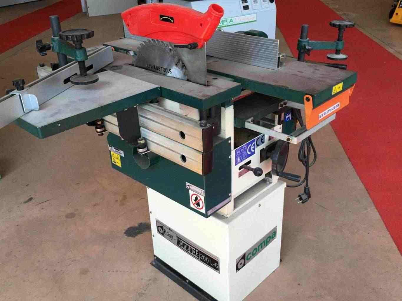 Combinata per legno COMPA baby kompacta 2006