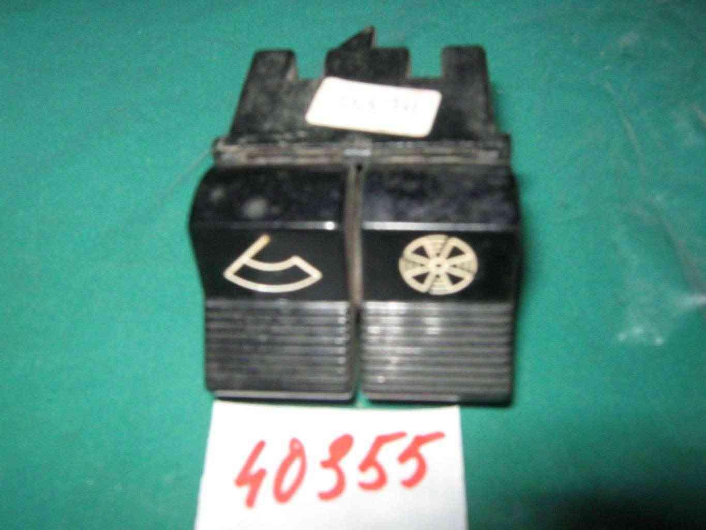 Interruttore doppio per fiat 1000R e fiat 1300-1500 d'epoca
