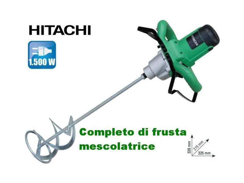 Miscelatore Hitachi UM16VST prezzo Nuovo Garanzia Hitachi um16vst prezzo offerta