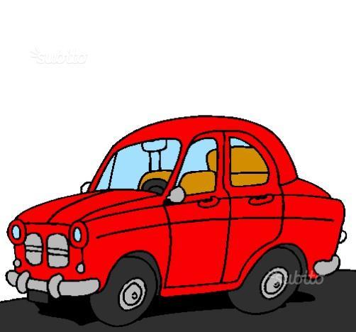 Auto in regalo prov. rieti o roma