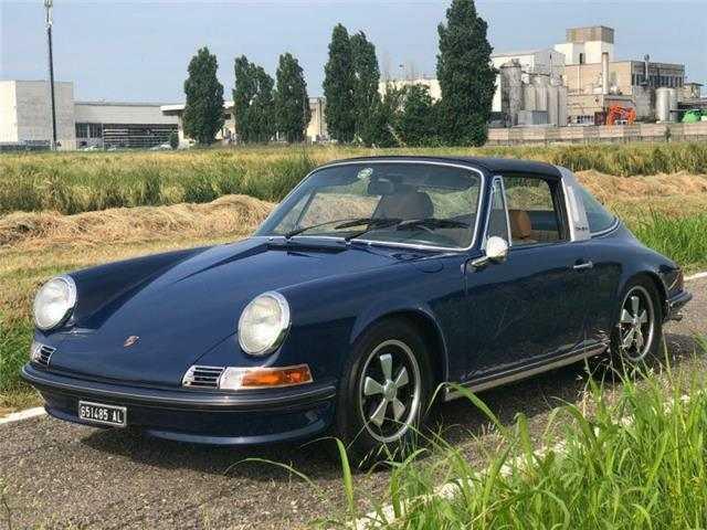 Porsche 911 2400 s targa tappo esterno matching