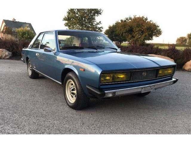 1973 Fiat 130    200 CV