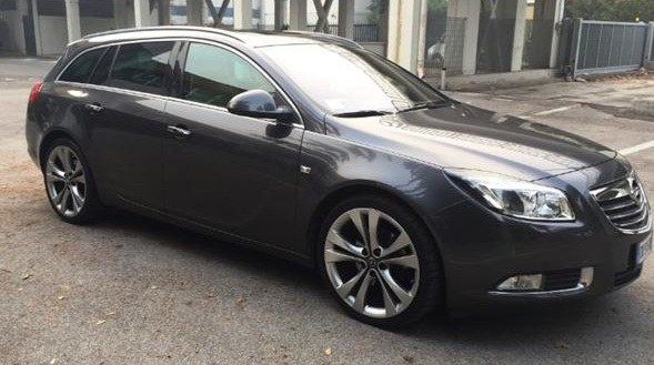 Opel Insignia 2.0 CDTI Sports Tourer Cosmo
