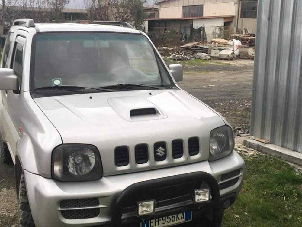 Vendo mio Suzuki Jimny 1.5