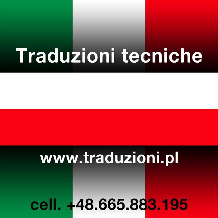 Interprete e traduttore freelance italiano - polacco in Polonia