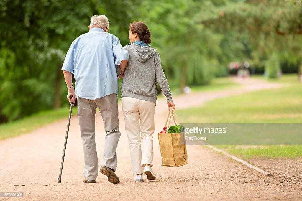 Badanza e assistenza alle persone anziane