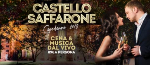 Capodanno 2018 al Castello di Saffarone