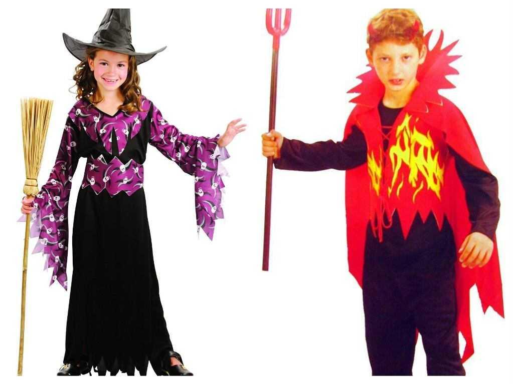 stock vestiti halloween