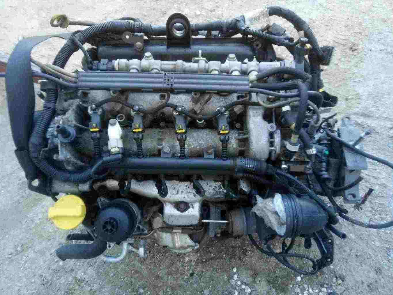 Motore Fiat Fiorino Qubo 1300 mjet 199A2000 FAP