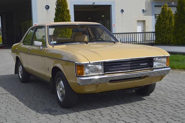 1977 Ford Granada 2.0 Mk I