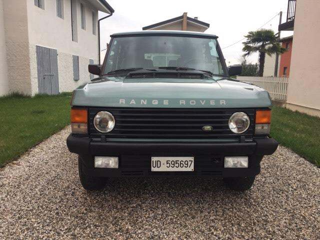 Land Rover Range Rover 3500 V8 vogue
