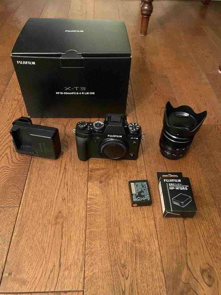 Fujifilm X-T3  + XF18-55mm F2.8 - 300 scatti