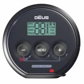 METAL DETECTOR DEUS XP WS4 CM 28