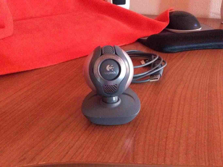 Vendo WEB CAM Logitech 1.3 MP C500