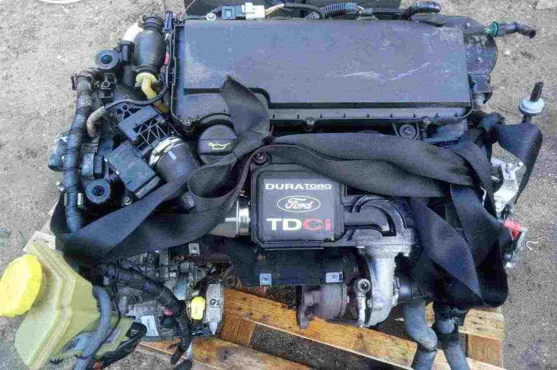 Motore Ford Fiesta 1400 TDCI 2007 F6JB 82000 km