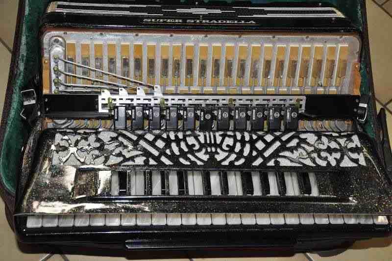 Fisarmonica Super Stradella