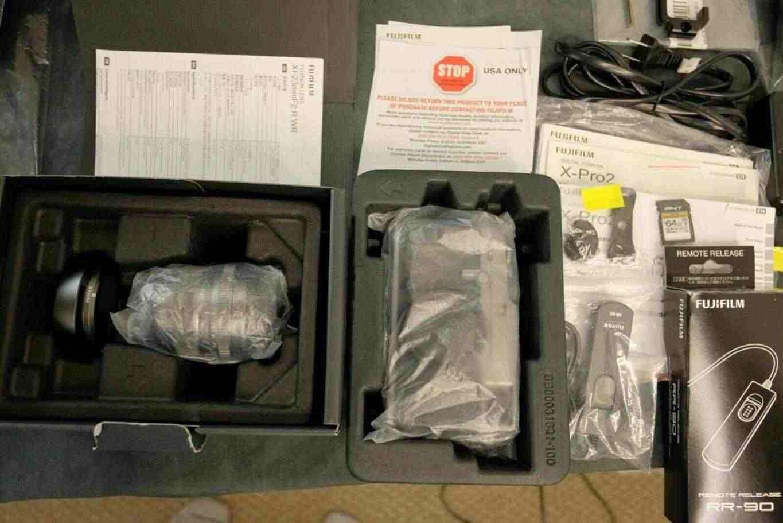 Fujifilm X-Pro2 + 23mm F2 + 35mm F2